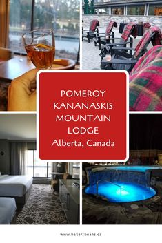 Take off for a weekend getaway perfect for couples, friends or families at the newly renovated Pomeroy Kananaskis Mountain Lodge in Kananaskis Country. Travel With Kids, Family Travel, Campfire Snacks, Top Travel Destinations, Travel Tips, Unique Restaurants, Travel Abroad, Creative Food, Weekend Getaways