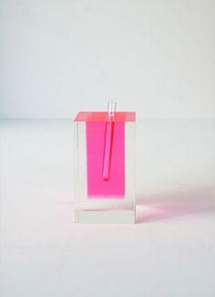 Shiro Kuramata, Flower Vase