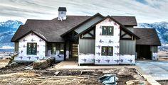 For Sale: 4004 E Elk Ridge Trail, Eden, UT New Construction, Exterior