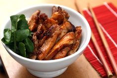 Teriyaki Chicken Recipe on Yummly