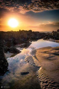 Hastings Point dreamscape. Tweed Coast, NSW - Australia