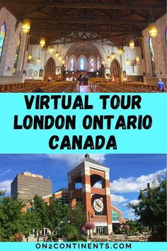Discover London Ontario! See all the important sights and great attractions. Great for planning day trips or weekend trips to Forest City. Where to go in London ON | Things to do in London ON | Best things to see and do in London Ontario | Virtual tour of London Ontario | London ON travel video tour | Video Tour | London Ontario | London ON | SW Ontario