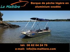 Aluminium fishing boat - Welded aluminium boat -Light dinghy - Tender Aluminium boat - Welded aluminium boat - Lightweight dinghy - Alu tender - dinghy- fishing small boat - alu dinghy - boats - boat - small boat - tender   Fishing dinghy made of welded aluminium. The hull has a flat bottom. Small business specialized in aluminium fishing small boat or dinghies and tender.  The Maltiere is a small French craftsmen manufactoring specialized in small fishing boat and welded aluminium boat.