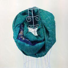Turquoise Dream Silk Hug
