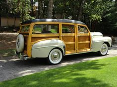 '47 Ford Woody Wagon