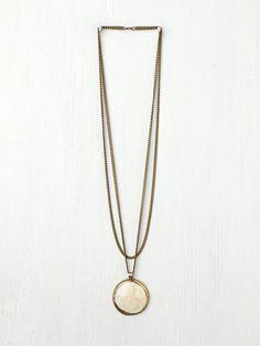 Yak Double Strange Necklace http://www.freepeople.com/whats-new/yak-double-strange-necklace/