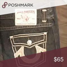 True Religion Jeans Joey Super T 42Wx34L True Religion Jeans Bootcut