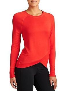 Athleta Womens Criss Cross Sweatshirt Size XXS