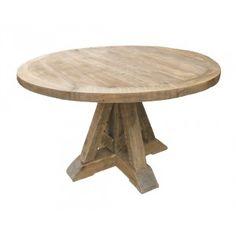 Teva Living salvaged wood dining table - $895