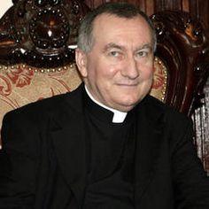El ex-Nuncio en Venezuela, Pietro Parolin