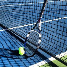 Tennis babolat racket game set match