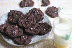 Chokladcookies på svarta bönor (glutenfri)