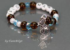 Mama+-+Armband+-+bald+Mama+von+TANBI-mommies+auf+DaWanda.com