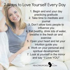 Love Yourself Every day