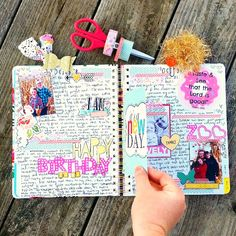 Memory Monday October RULES! Memory Planner Large Ban.do Planner Girl Planner Stamps Scrapbook Layout Smashbook Art Journal Bible Journaling Tai Bender Growing Meadows