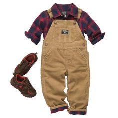 Big Boy Adventure | OshKosh B'gosh Baby Boy