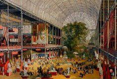 Londyn, Crystal Palace - nieistniejący Kryształowy Pałac może powróci.