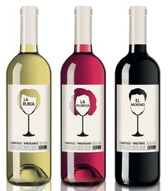Bodegas La Purísima- #wine #packaging #spanishdesign #vino