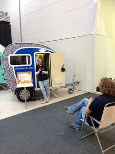 Pino caravans #customcaravans #glamping