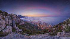 Monaco Summer Sunrise #Monaco #Summer #Sunrise