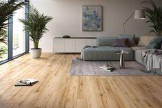 Jak urządzić salon? Zobacz u nas Sofa, Couch, Leroy Merlin, Shag Rug, Contemporary, Rugs, Furniture, Home Decor, Living Room