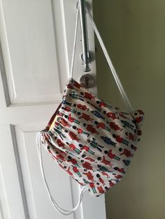 Drawstring Backpack, Backpacks, Canvas, Leather, Bags, Tela, Handbags, Backpack, Canvases