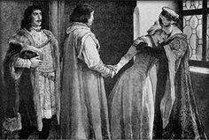 Kateřina z Poděbrad, dcera českého krále Jiřího z Poděbrad a Kunštátu, manželka Matyáše Korvína (Havrana), krále uherského a chorvatského, vévody rakouského a českého spolukrále (vládl jen na Moravě