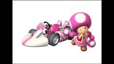 Mario Kart Wii Voices- Toadette