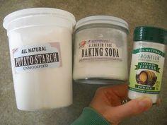 corn free baking powder