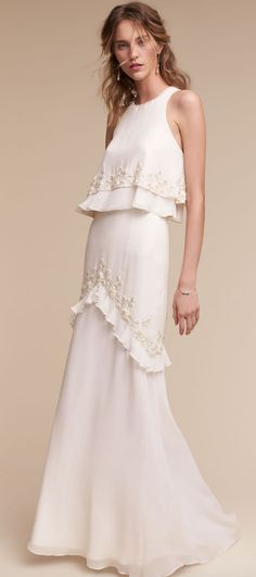 Click To See More Gorgeous Wedding Dresses From Bhldn Latest Collection Dress