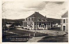 Skarnes, Bøndernes Hus. 1939. Foto: Normann