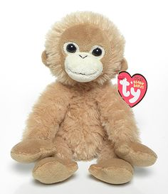 60c5d9816de Bongo - Monkey - Ty Beanie Babies ( I want him )