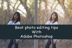 If you are just confused about photo editing criteria which make your photo extraordinary ! then here are the tips you can get help through it Photoshop Photos, Adobe Photoshop, Photo Retouching, Photo Editing, Click Photo, Cool Photos, Tips, Woman, Editing Photos