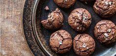 Salted Rye Chocolate Cookbook Dessert Chocolate Day, Salted Chocolate, Chocolate Cookies, Chocolate Recipes, Chocolate Muffins, Chef Recipes, Sweet Recipes, Cookie Recipes, Dessert Recipes
