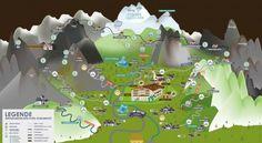 Die Stubaierhof Bergsportwelt für Ihre Abenteuer in den Bergen des Stubaitals Bergen, New Pins, Adventure, World, Vacation, Mountains