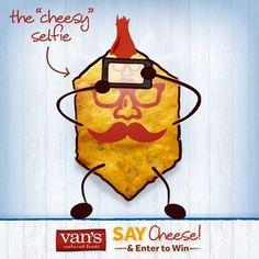 Van's Say Cheese! Giveaway Contest