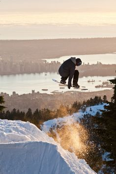 I love Snowboarding!! It might be the most fun thing to do in the world!