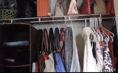 TOTE HANGER hooks.     Belle Au Naturel features our TOTE HANGER® hook! See 3:30! #JackiEaslick @christinevillvalcourt #ToteHangerHook #purse #bag #Hanger #organizeyourcloset #organizing #Hook #summercleaning #homemakeover #homeprojects #organization @ContainerStore  www.ToteHanger.com