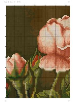 View album on Yandex. Counted Cross Stitch Patterns, Cross Stitch Charts, Cross Stitch Designs, Cross Stitch Rose, Cross Stitch Flowers, Embroidery Stitches, Hand Embroidery, Flowers For You, Pansies