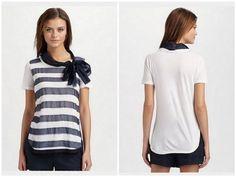 Детали и идеи. Блузки, водолазки, футболки... / Детали /