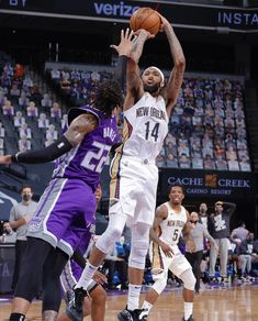 """@pelicansnba shared a photo on Instagram: """"Great team win tonight 💪"""" • Jan 18, 2021 at 5:01am UTC Nhl Highlights, Brandon Ingram, Go Browns, Nfl Playoffs, Florida Panthers, Duke Blue Devils, New Orleans Pelicans"""