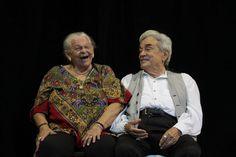 """Na segunda-feira, dia 16, o diretor e pesquisador Ricardo Guilherme ministra a aula-espetáculo """"A Atriz Proletária"""", no Teatro Antonieta Noronha, às 20h. A entrada é Catraca Livre."""