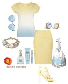 """""""DDKJQ_NoCloudsAllowed"""" by aka85 on Polyvore featuring M.i.h Jeans, MANTU, Motel, Jimmy Choo, Spartina 449 and Matthew Williamson"""