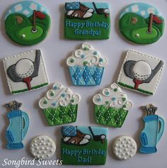 Songbird Sweets: Fathers Day