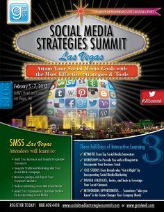 Social Media Strategies Summit – Las Vegas  #SMSummit
