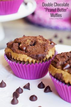 Does anyone remember those gigantic double chocolate chip muffins from Costco? Confession – those warmed up in the microwave, with a glass of milk was my breakfast more times than not, as a kid. I loved them! This recipe is … Read More