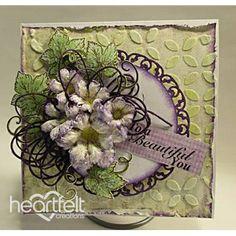 Gallery | Beautiful Blooming Vines - Heartfelt Creations                                                                                                                                                                                 More