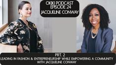 Why you need to find your purpose and work towards the steps of creating the building blocks for your legacy!  We talk about this and more in this clip with Jacqueline Conway!  #fashion #fashionblogger #fashionstyle #leadership #femaleentrepreneur #entrepreneur #entrepreneurlife #entrepreneurship Leadership Coaching, Leadership Development, Branding Services, Personal Branding, Fashion Stylist, Master Class, Entrepreneurship, Fashion Photography, Stylists