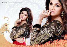 Shilpa Shetty Ready Made Anarkali Suits