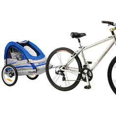 "Schwinn Trailblazer Single Bike Trailer - Schwinn - Toys ""R"" Us"